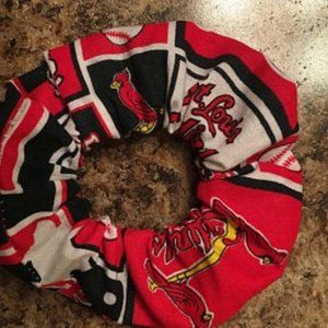 St. Louis Cardinals Hair Scrunchie